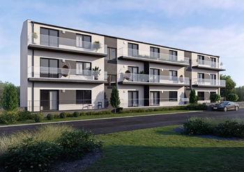 Prodej bytu 2+kk v osobním vlastnictví, 60 m2, Cerhenice