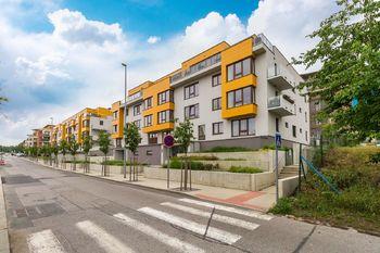 Pronájem bytu 4+kk v osobním vlastnictví, 124 m2, Praha 5 - Košíře