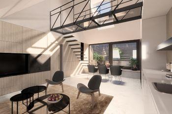 Prodej bytu 3+kk v osobním vlastnictví, 124 m2, Kladno