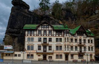 Prodej restaurace, 750 m2, Hřensko