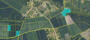 Prodej pozemku, 14994 m2, Velké Přítočno