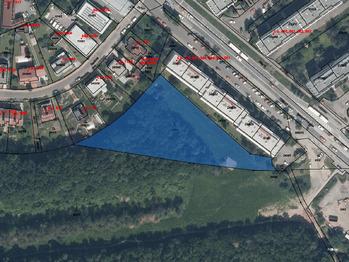 Prodej pozemku, 4818 m2, null