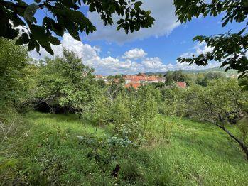 Prodej pozemku, 532 m2, Český Krumlov