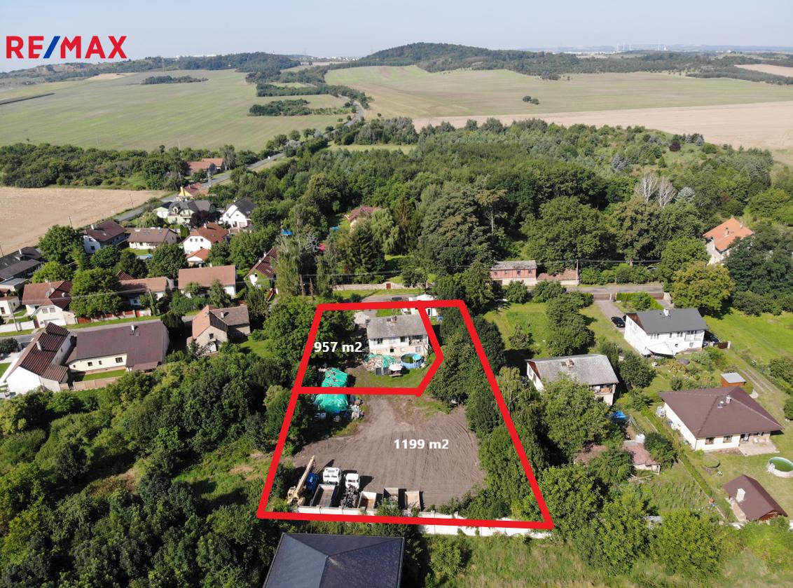 Prodej pozemku, 2156 m2, Veliká Ves