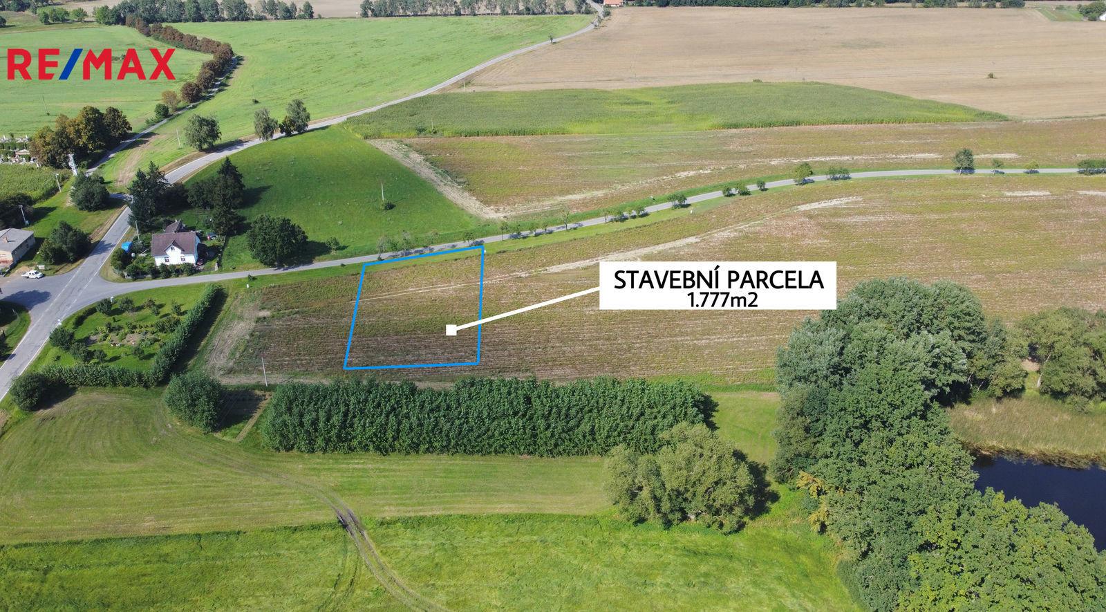 Prodej pozemku, 1777 m2, Varvažov