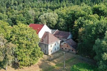 Prodej domu, 925 m2, Chvalkovice
