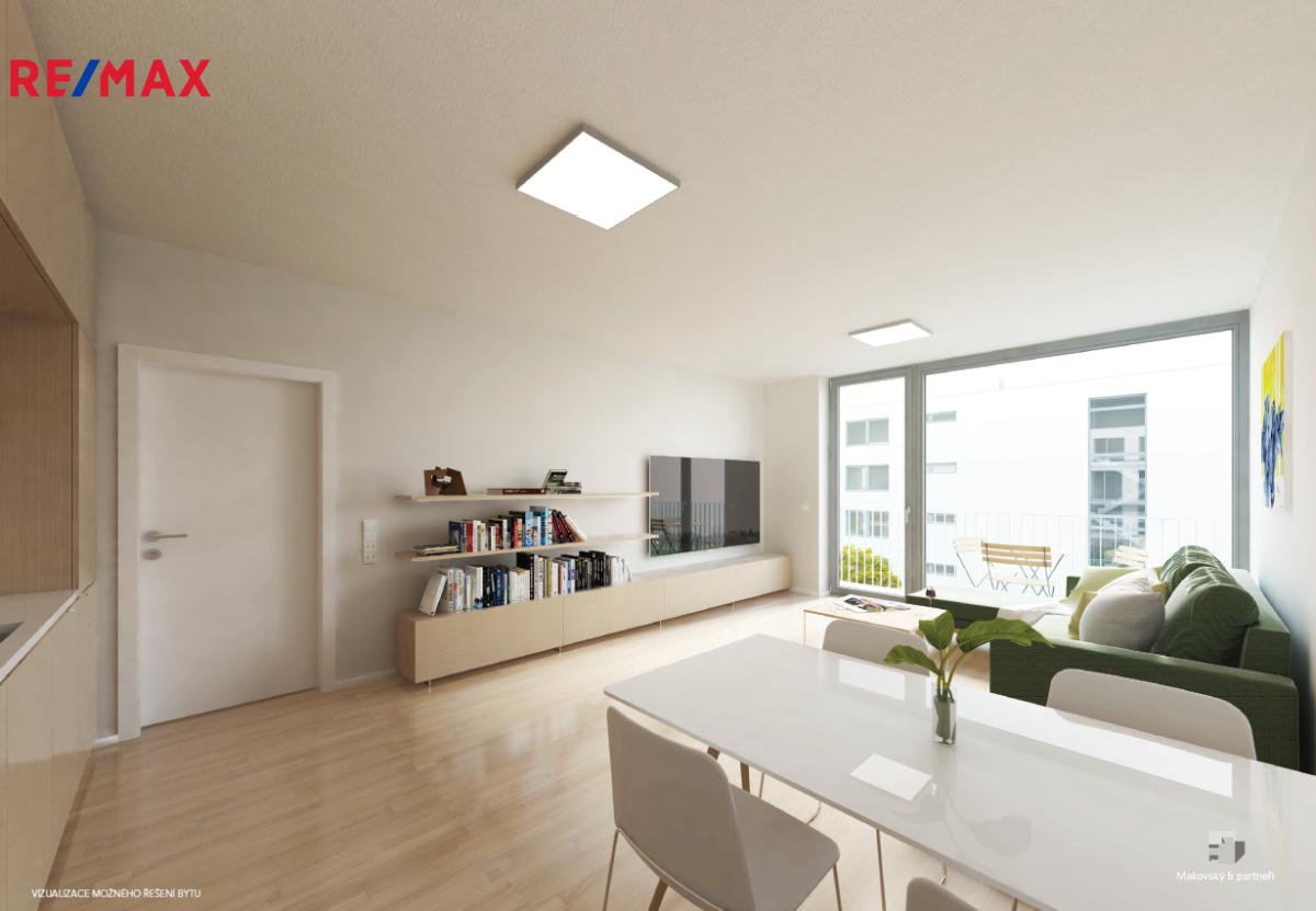 Prodej bytu 3+kk v osobním vlastnictví, 76 m2, Svitávka