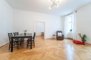 Prodej bytu 3+1 v osobním vlastnictví, 89 m2, Praha 1 - Nové Město